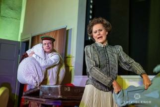 Die Feuerzangenbowle - Frau Windscheidt